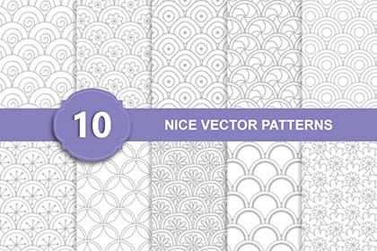 Free Stylish Line Patterns