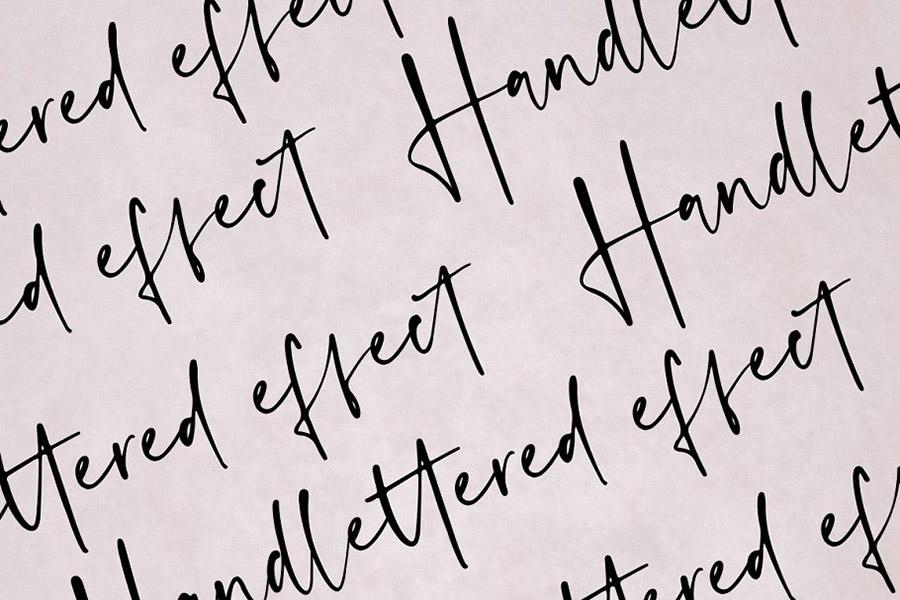 Anastacy Script Font Demo