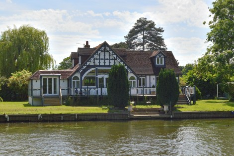 Small Tudor - River -Windsor