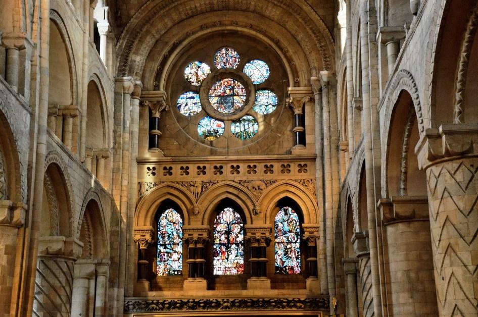 Waltham Abbey Church Interior