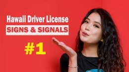 Hawaii Signs & Signals Test - 1