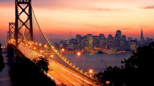San Francisco Sunset - Copyright: Andrew Zarivny