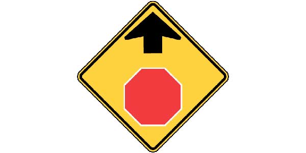 Road signs cheat sheet - 10