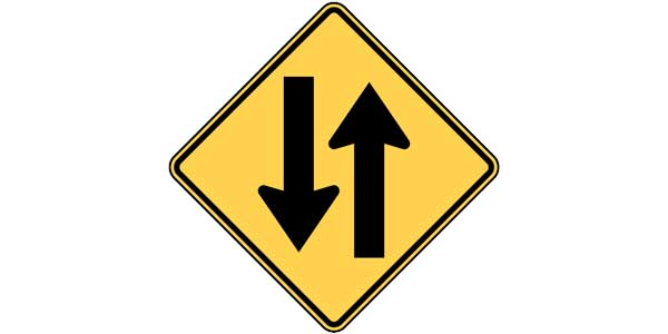 Road signs cheat sheet - 4