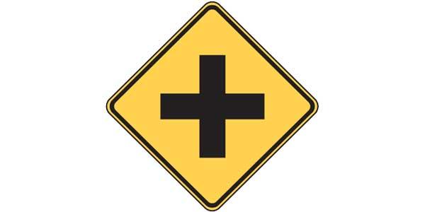 Road signs cheat sheet - 5