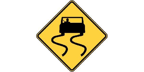 Road signs cheat sheet - 7