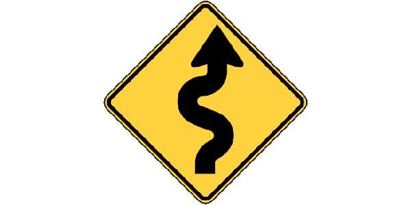 Road signs cheat sheet - 9