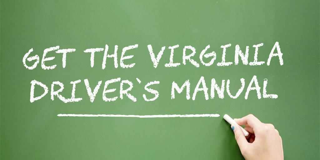 Get the Virginia Drivers Manual