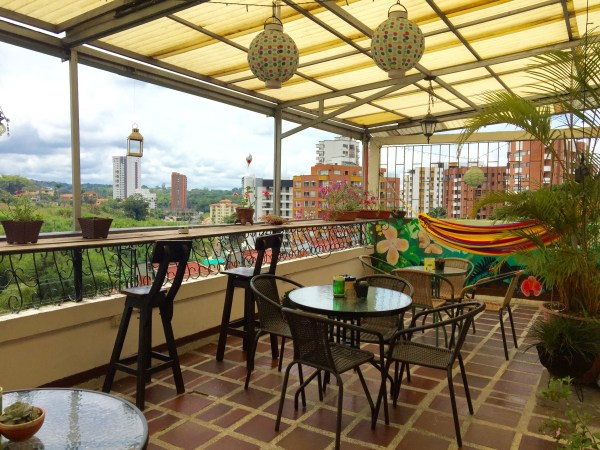 Kolibrí Hostel – Pereira, Colombia