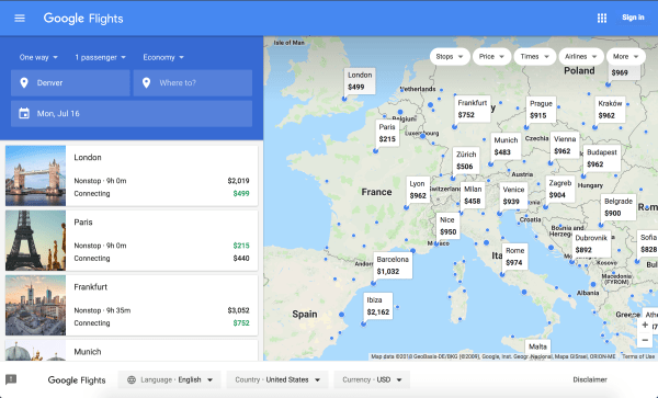 8 Great Tools to Find the Cheapest Flights