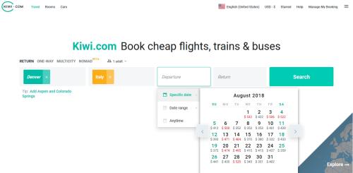 best flight booking tools