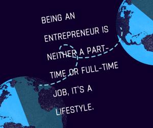 entrepreneur quote