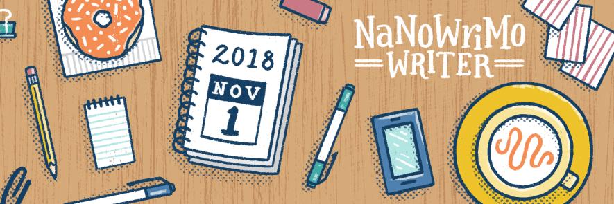 Nanowrimo Prep 2018