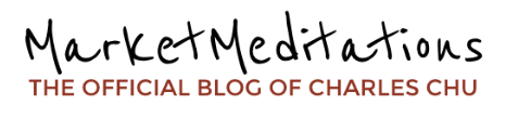 Market Meditations: The Official Blog of Charles Chu logo