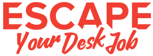escape your desk job logo