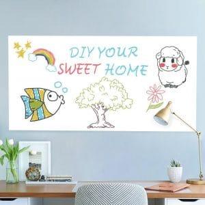 Whiteboard Sticker