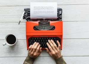 how to create a writing routine