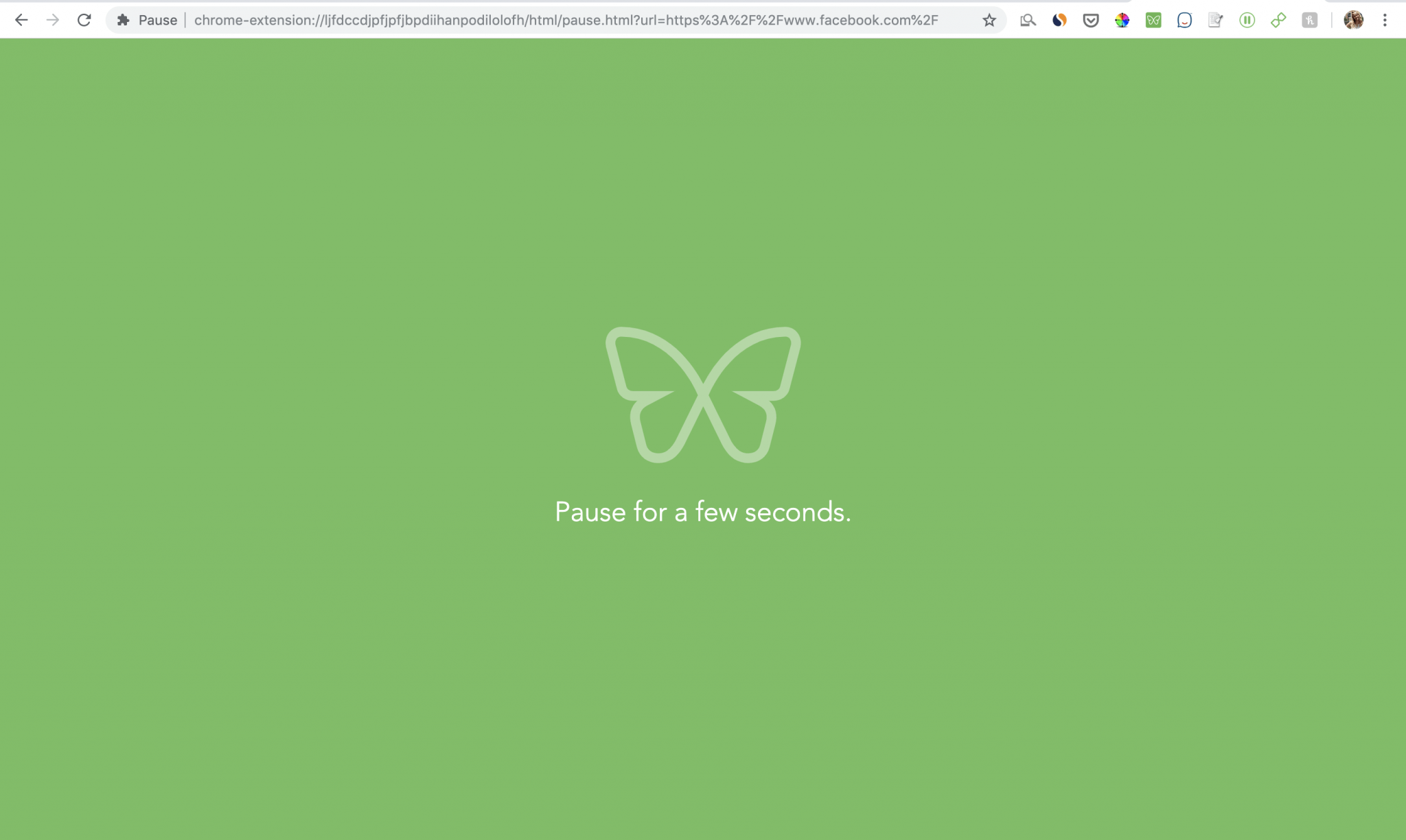 Pause helps you beat distraction with intentional browsing