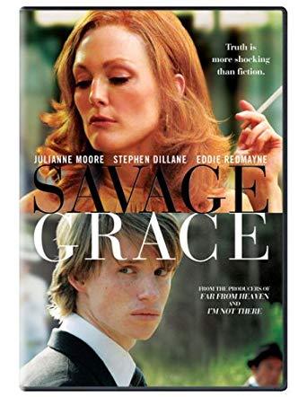 Savage Grace written by Howard A. Rodman