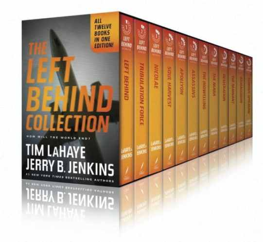 The Left Behind Series by Jerry Jenkins