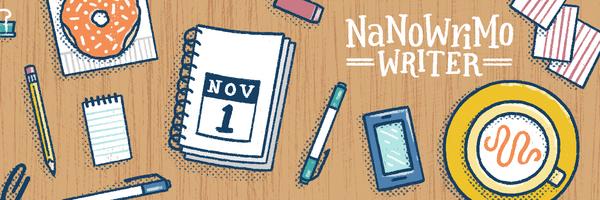 Nanowrimo Writer - month of november