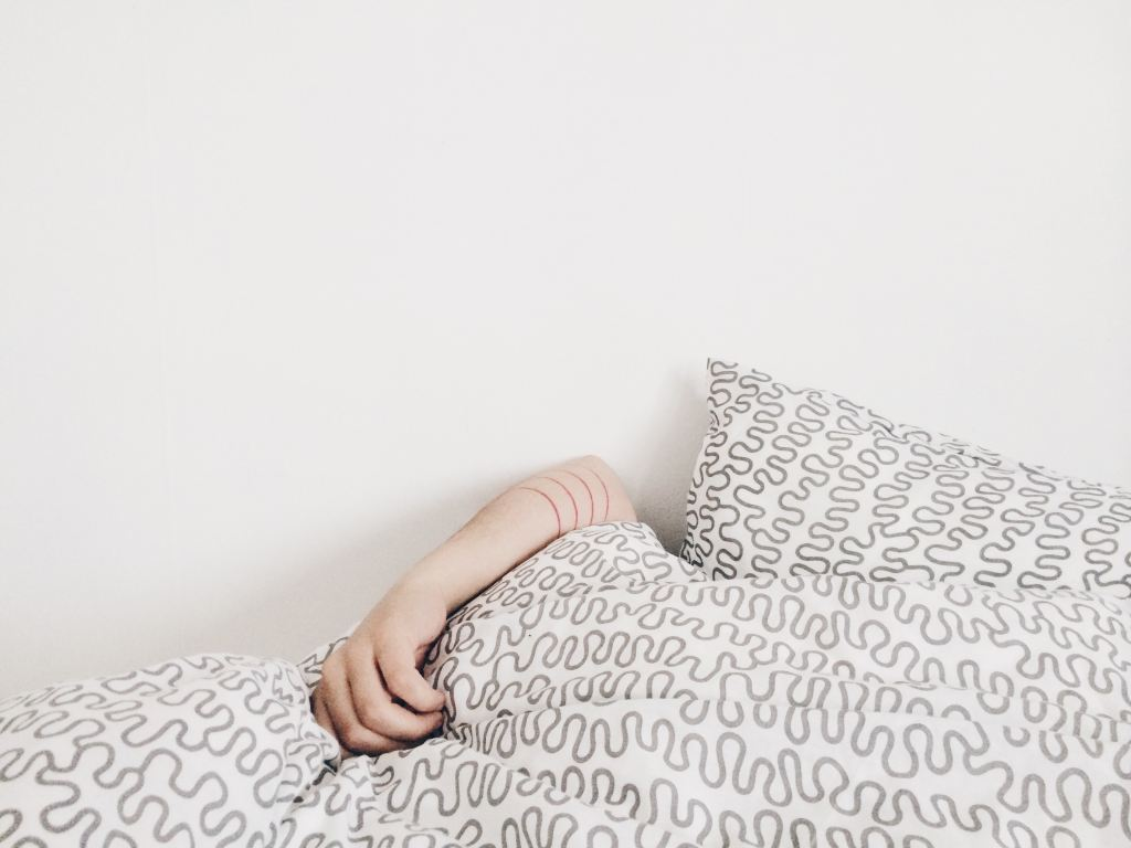 Lack of motivation - can't get out of bed