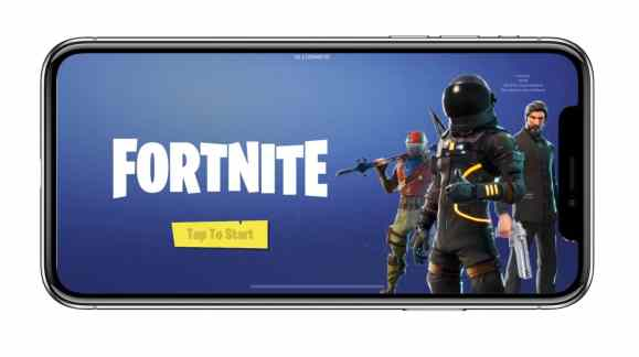 How to block fortnite on a iphone or android phone