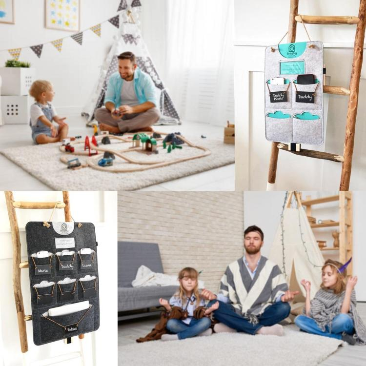 Bagby Better Screen Tie Family Set