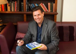 Author Geoff Hudson-Searle