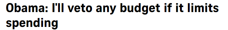 budget deal headline