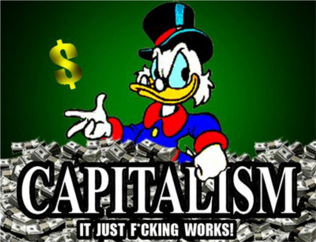 Capitalism Evolution