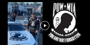 Read more about the article Raleigh veteran works to raise awareness for POW/MIA Recognition Day on 9/17