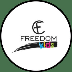 Fredom Kids logo Circle