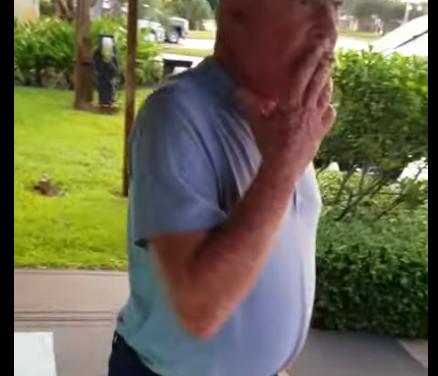 Martin County Chairman Hypocrite Harold Jenkins: Smoker and Mask Authoritarian