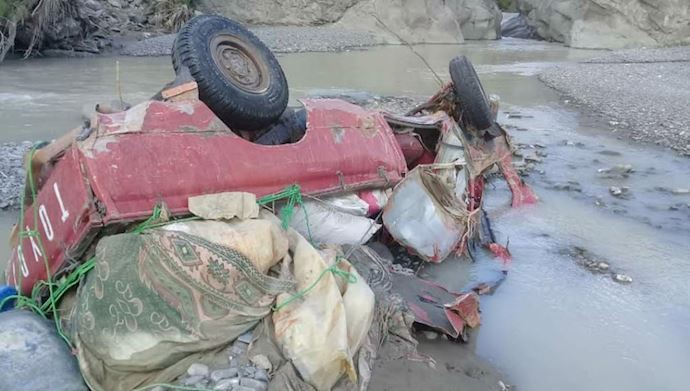 Absent relief efforts, the flood-stricken people of Sistan and Baluchestan continue to suffer