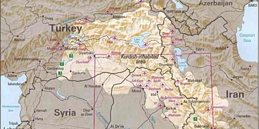 The oppression of the Kurds