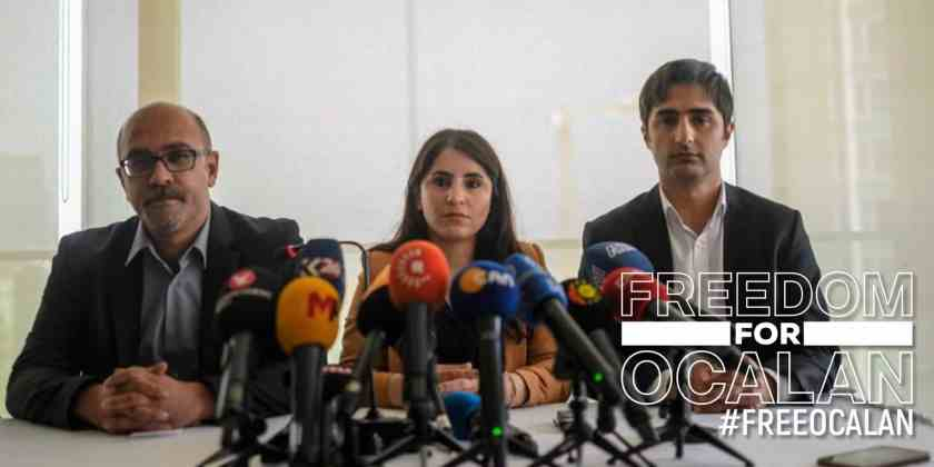 The legal team and campaigners ask – Is the isolation of Öcalan over?
