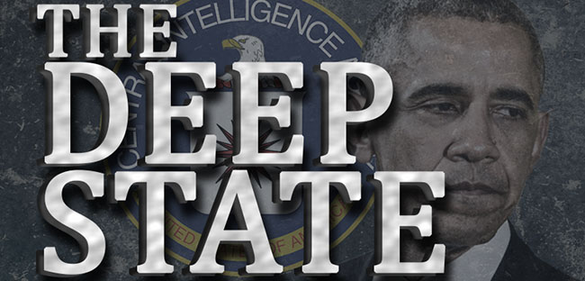Lifting the Lid on the DEEP STATE PLOT