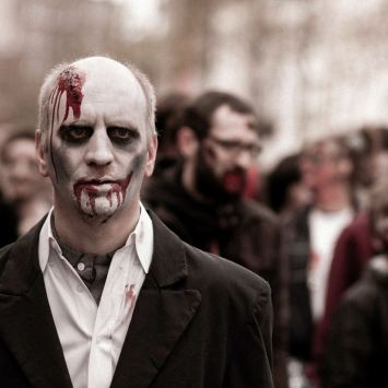 Is The Zombie Apocalypse Actually Here? Zombie Disease Could Spread To Humans Next