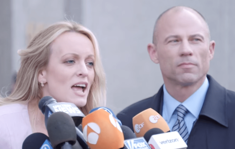 Stormy Daniels Speaks Out After Ex-Attorney Sentenced to Prison