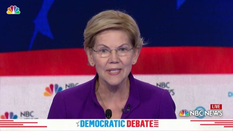 Elizabeth Warren Promises To Put Millions of Americans Out of Work On First Day If Elected POTUS