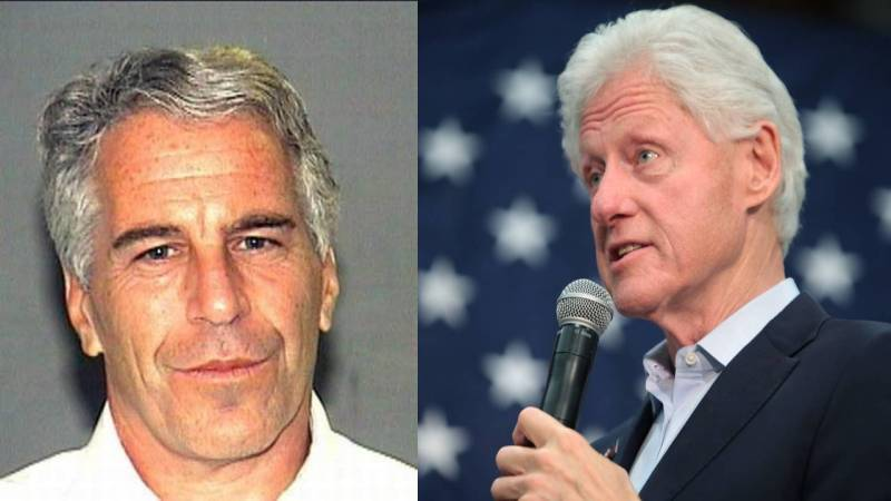 "VIDEO: New Sickening Allegations About Bill Clinton: ""There Was Sexual Conduct and Foreplay…And a Bed on Epstein's Jet"""