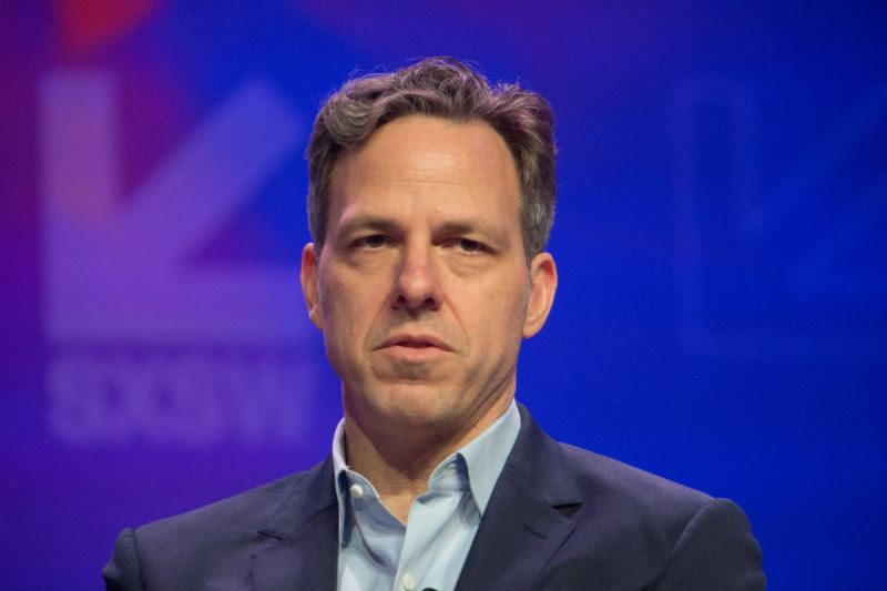 """Tapper Gets Caught Trying To """"Create"""" News"""