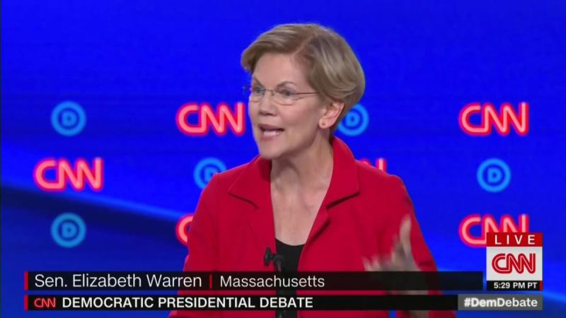 Elizabeth Warren Mocks Christian Men for Believing and Living by the Bible