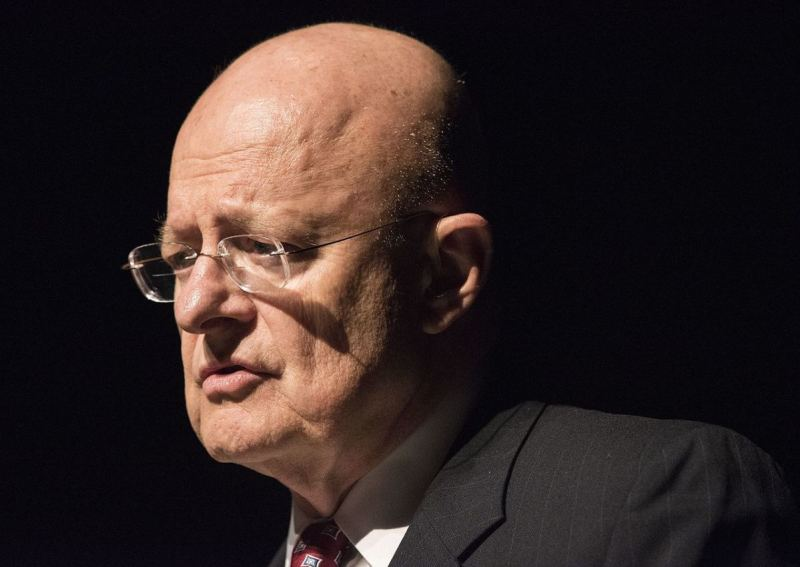 Watch Clapper Squirm When He Learns He's A Target In Criminal Investigation By Durham