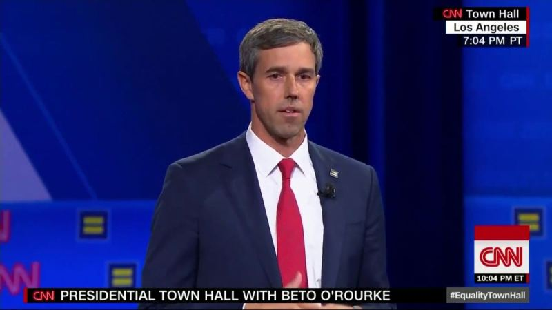 WATCH: Pete Buttigieg Takes A Swing At Beto On His Church Tax Policy