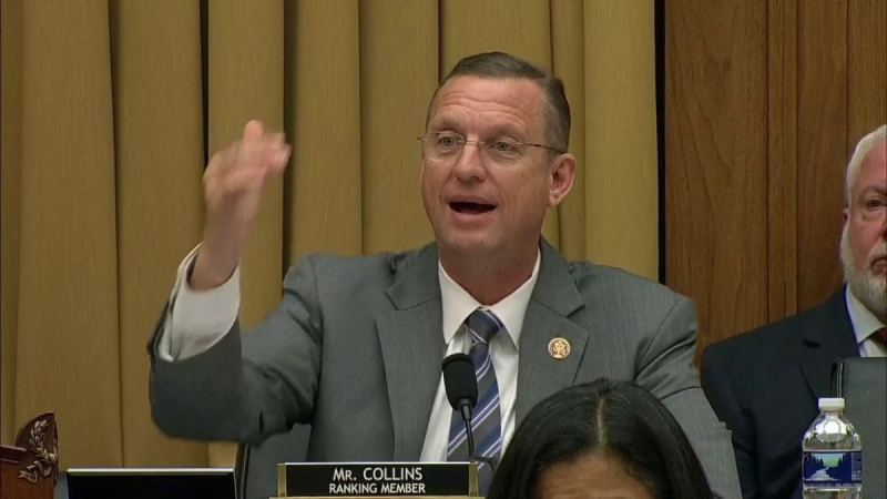 Ranking Member On Judiciary Committee Reveals Republicans' Most Important Witness in Impeachment Hearings