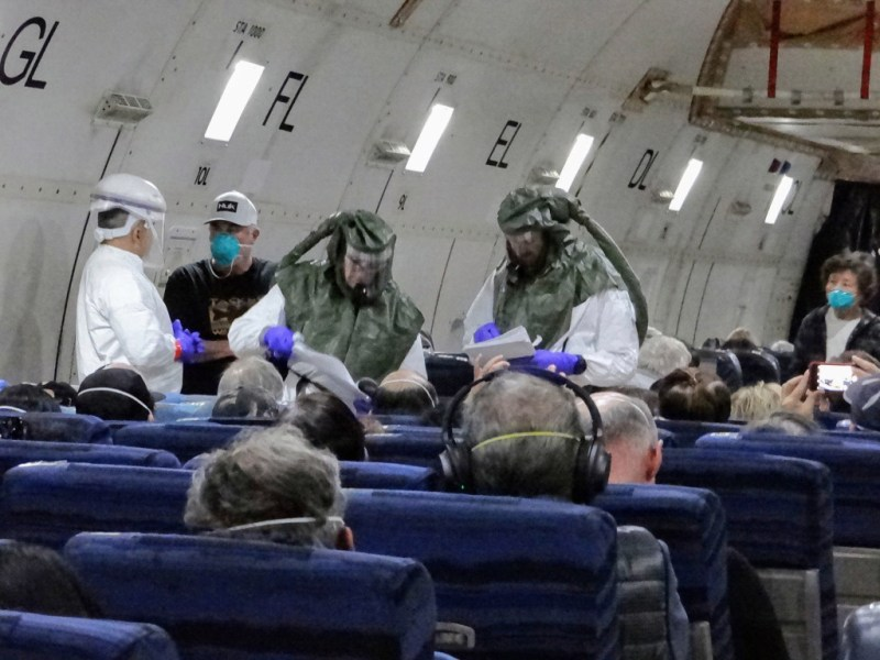 State Department Employee in Japan Ignored President Trump's Orders, Allowed Americans with Coronavirus to Fly Back to the US