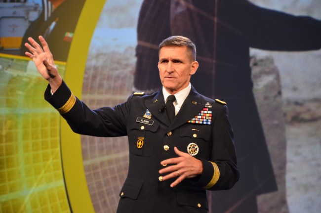 """MUST WATCH! General Michael Flynn Drops POWERFUL Video Hinting At What's to Come, """"It's Our Turn, and the Gloves Are Off"""""""