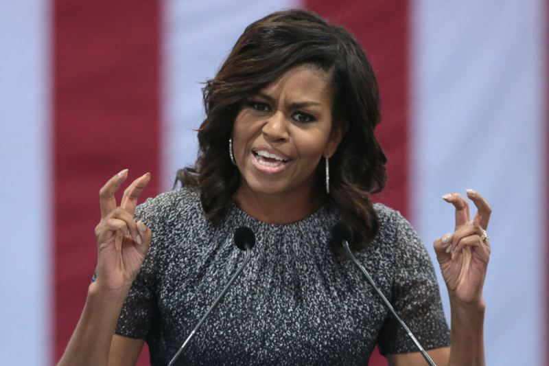 BREAKING! Committee to Draft Michelle Obama as Vice President Has Registered With FEC